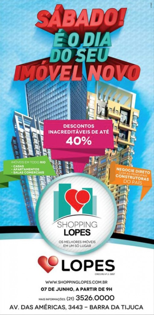Shopping Lopes Impresso