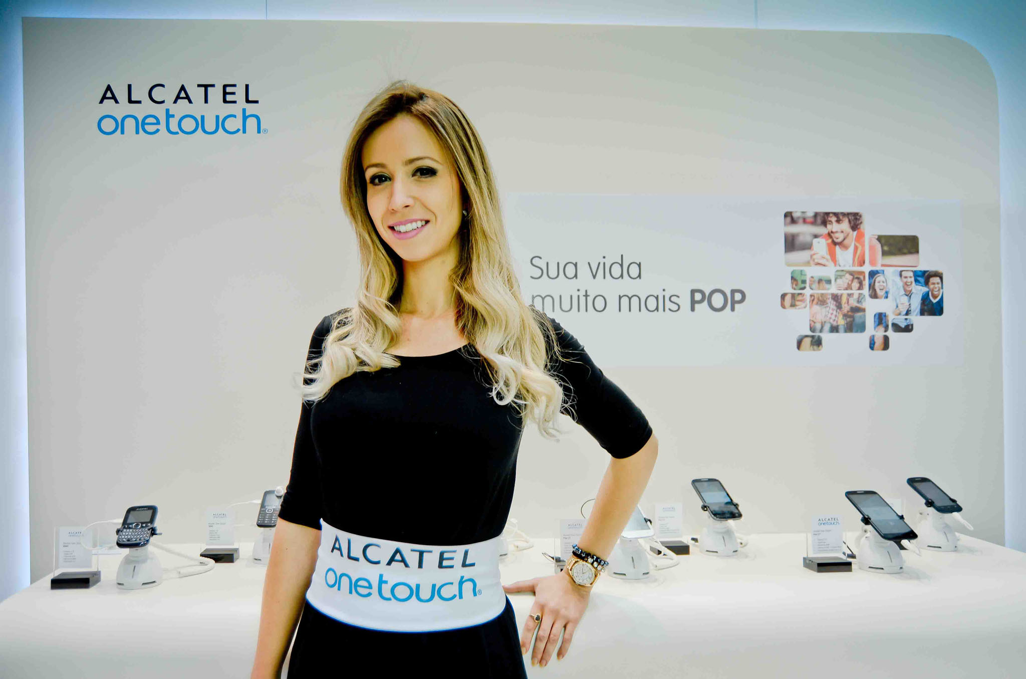 Alcatel na Feira Eletrolar News - 6