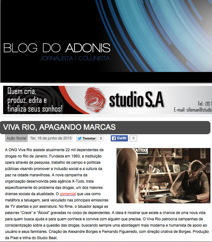 blog do adonis viva rio